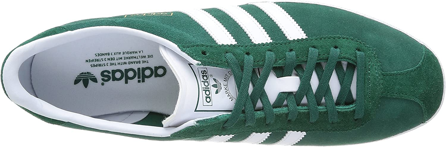 Adidas Gazelle Og Zapatillas, Color Forest Running White