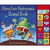 Aliens Love Underpants Sound Book