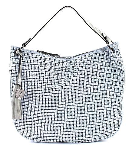 SURI FREY Izzy Hobo Bag Light Blue: : Schuhe