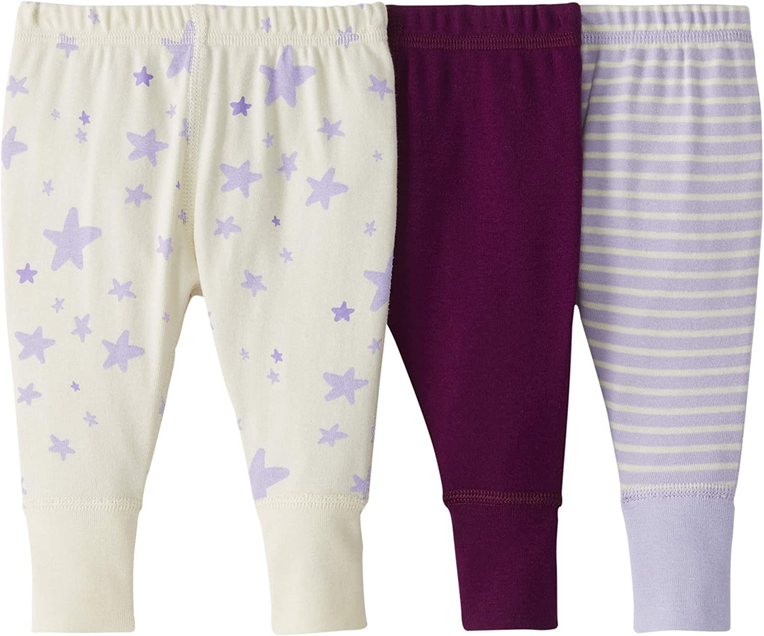 Moon and Back by Hanna Andersson 3 Pack Jogger Infant-and-Toddler-Pants beb/és ni/ños