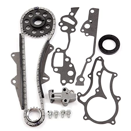 Amazon Com Eccpp 1l2z 6l266 Aa Timing Chain Kits With Tensioner