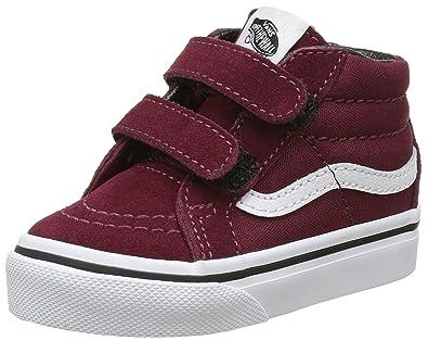 45dcfbf0bf2 Vans Unisex Babies  Sk8-Mid Reissue V Walking Shoes
