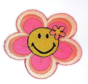 Hermoso parche bordado de girasol de alta calidad para coser o planchar sobre la ropa, chaquetas, abrigos, bolsos, sombreros, cartera: Amazon.es: Hogar