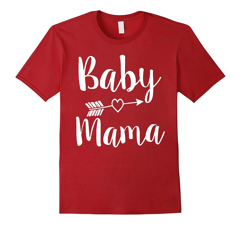 Baby Mama Mom Mommy Pregnancy Shirt Premium-CL