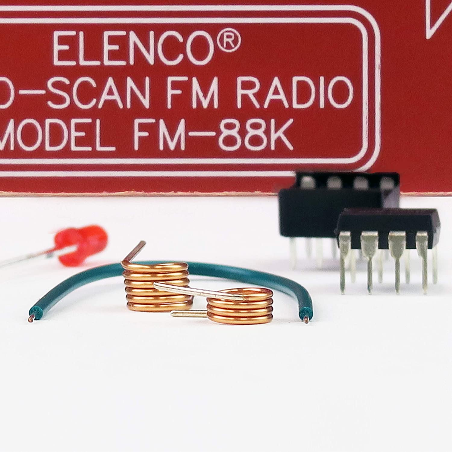 Elenco Fm Radio Kit Electronics Kits Amazon Canada American Pride Golf Cart Wiring Diagram