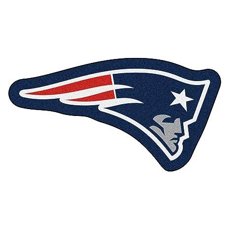 83ecd388 Amazon.com: Fanmats 20978 NFL - New England Patriots Mascot Mat ...