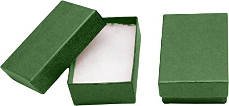 Cotton Lined Jewelry Gift Boxes