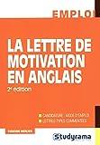 La lettre de motivation en anglais