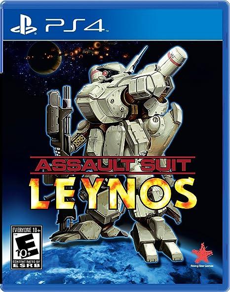 Amazon.com: Assault Suit Leynos - PlayStation 4: Video Games