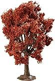 Noch 21730 - Albero rosso, 14 cm