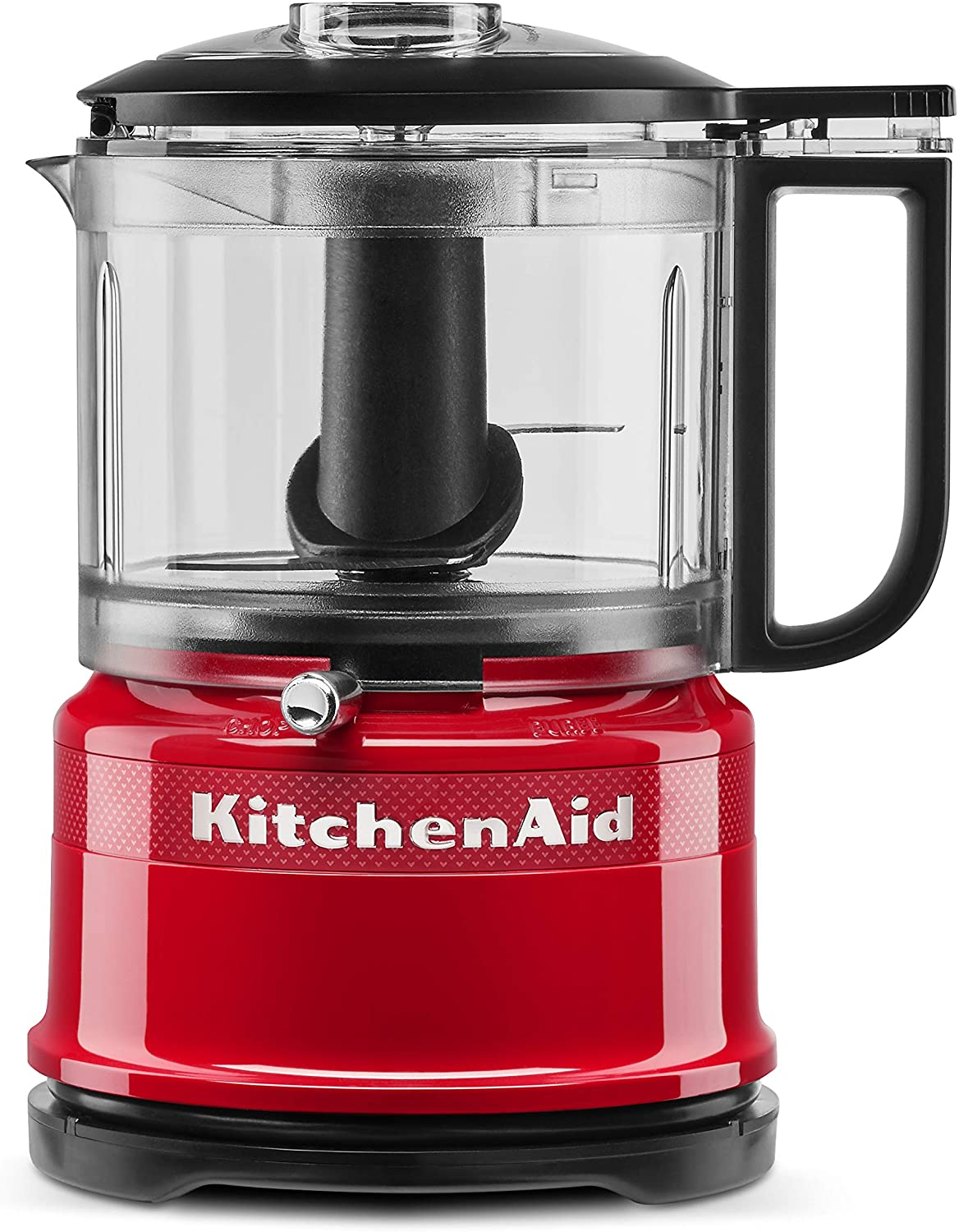 KitchenAid KFC3516QHSD 100 Year Limited Edition Queen of Hearts Food Chopper, 3.5 Cup, Passion Red