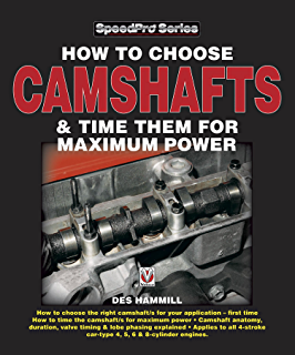 How To Choose Camshafts & Time Them For Maximum Power (Speedpro series) (English