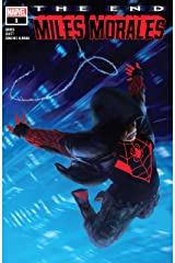 Miles Morales: The End (2020) #1 Kindle Edition