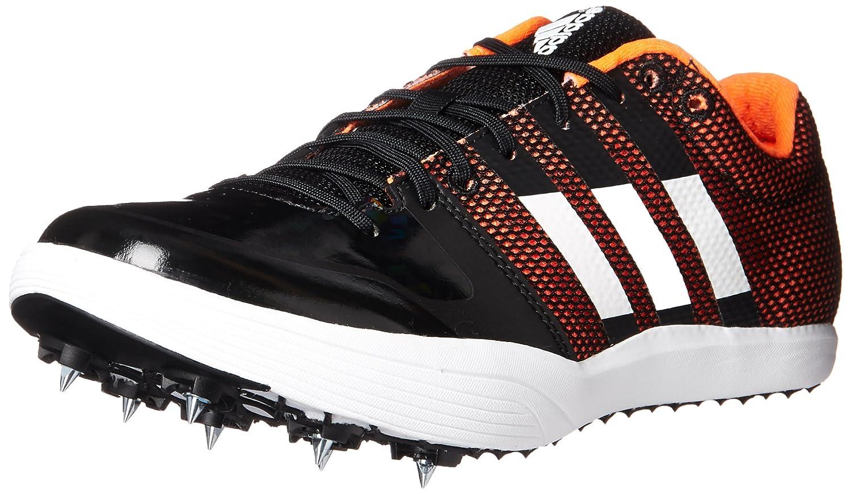 Adidas adizero lj b071gs9s6s 12 m uscore nero, ftwr bianco, arancione