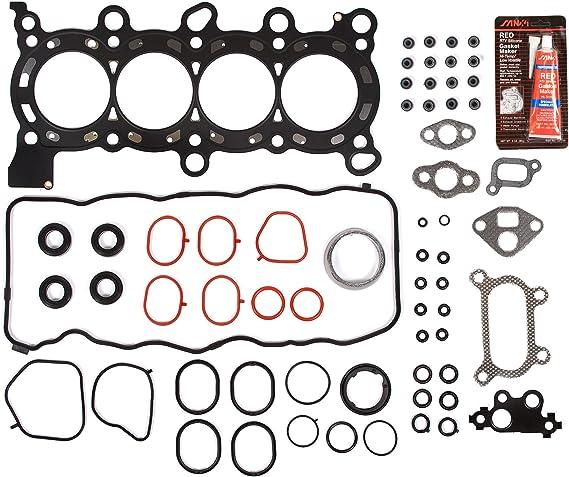 Head Gasket MLS Set /& Bolts Fits Honda Civic DX EX LX GX 1.8L SOHC R18A1 R18A4