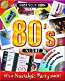 Cheatwell Games Host Your Own Eighties Night