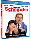 Dinner for Schmucks [Blu-ray] [2010] [US Import]