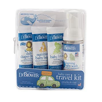 Dr. Browns Skin Care Travel Kit