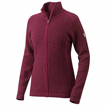 Fjällräven Women s Frost Sweater black brown  Amazon.de  Sport ... 73a72b8b07