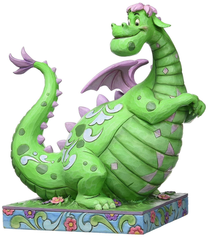 Disney Traditions by Jim Shore Pete s Dragon 40th Anniversary Elliot Stone Resin Figurine, 9