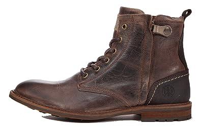 heiß-verkaufendes spätestes Großbritannien toller Wert BULLBOXER Herren Stiefel 710-K8-4988E-P134-SU40 braun 314266