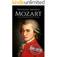 Mozart: A Life From Beginning to End (English Edition)