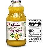 Lakewood Pure Pineapple, Fresh Pressed (32 Oz, 6 Pack)