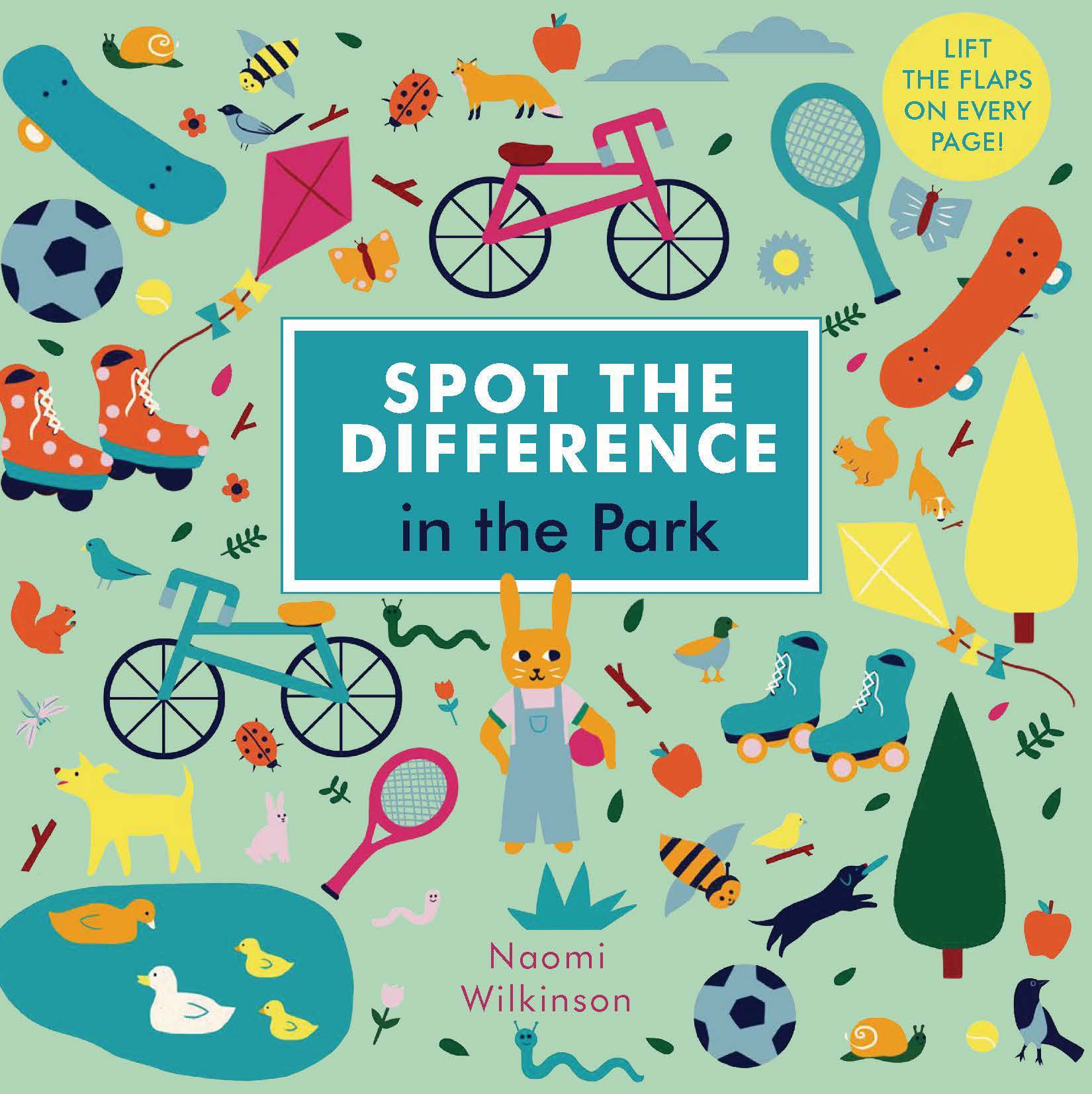 Read Online Spot the Difference: In the Park pdf