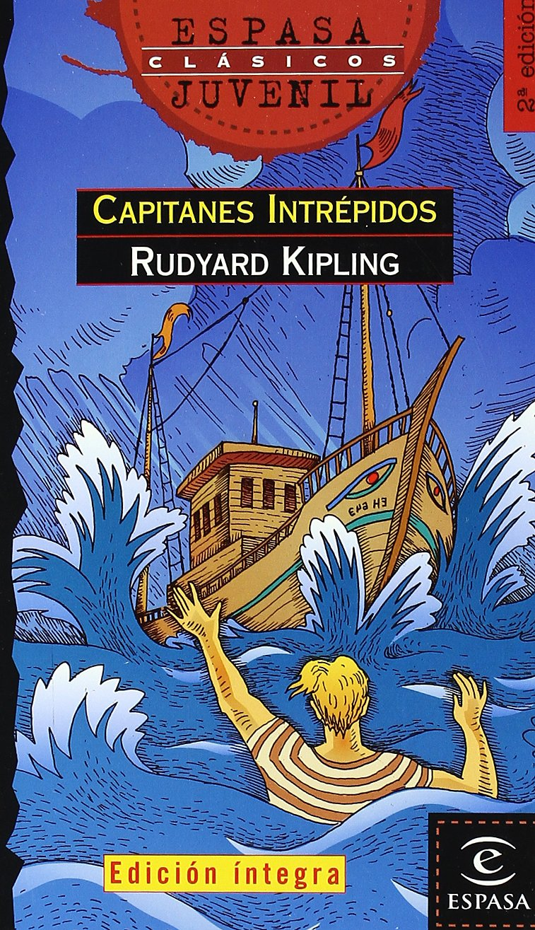 Capitanes intrepidos/ Captains Courageous (Espasa Juvenil ...