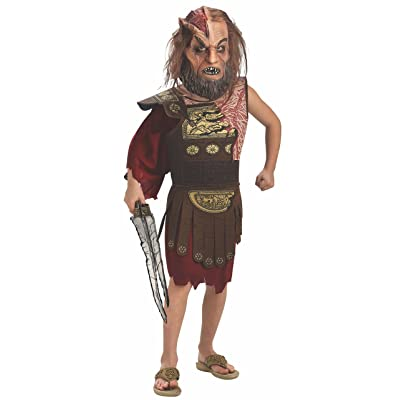 Rubie's Costume Clash Of The Titans Child's Value Calibos Costume, One Color, Large: Clothing