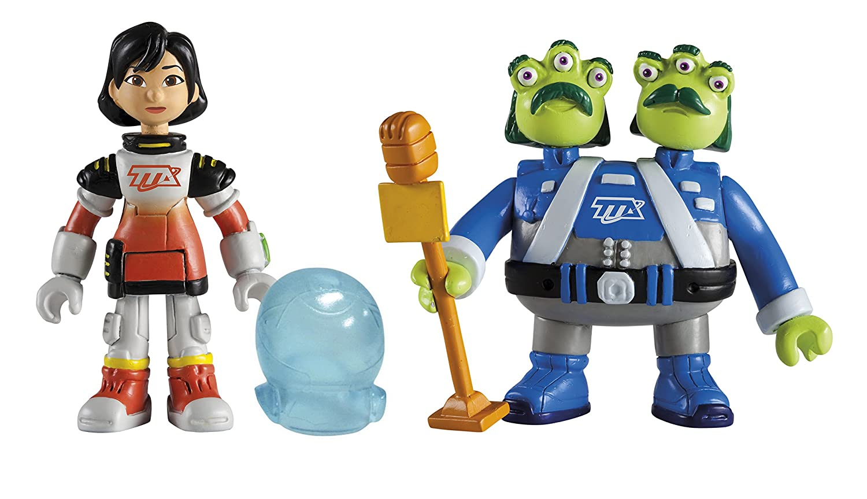 IMC Toys - Pack 2 Figuras Watson&crisck + Phoebe (481411)