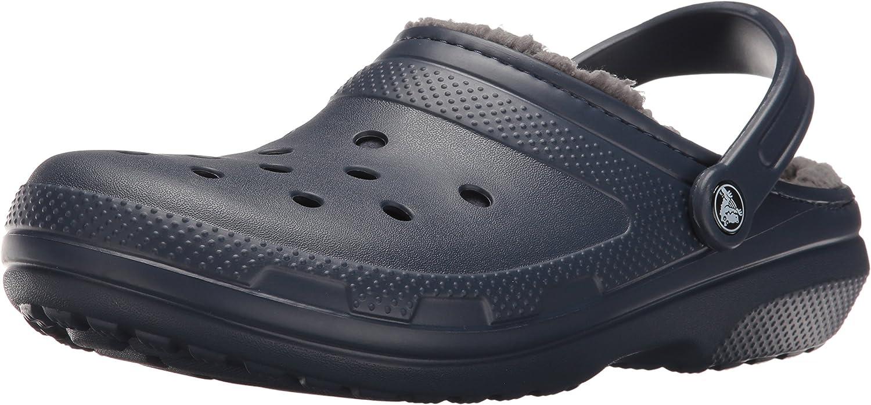 Crocs Classic Lined Clog, Zuecos Unisex Adulto