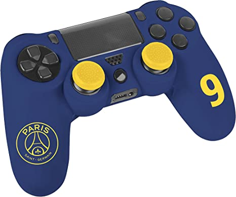 Kit para Mando PS4 – Azul y Amarillo: Amazon.es: Electrónica