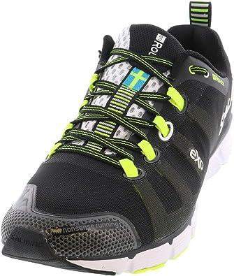 Salming enRoute Shoe Men Magma Red: Amazon.es: Zapatos y complementos