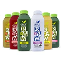 3-Day Juice Cleanse with Coconut Fusion (18 Total 16 oz. Bottles)