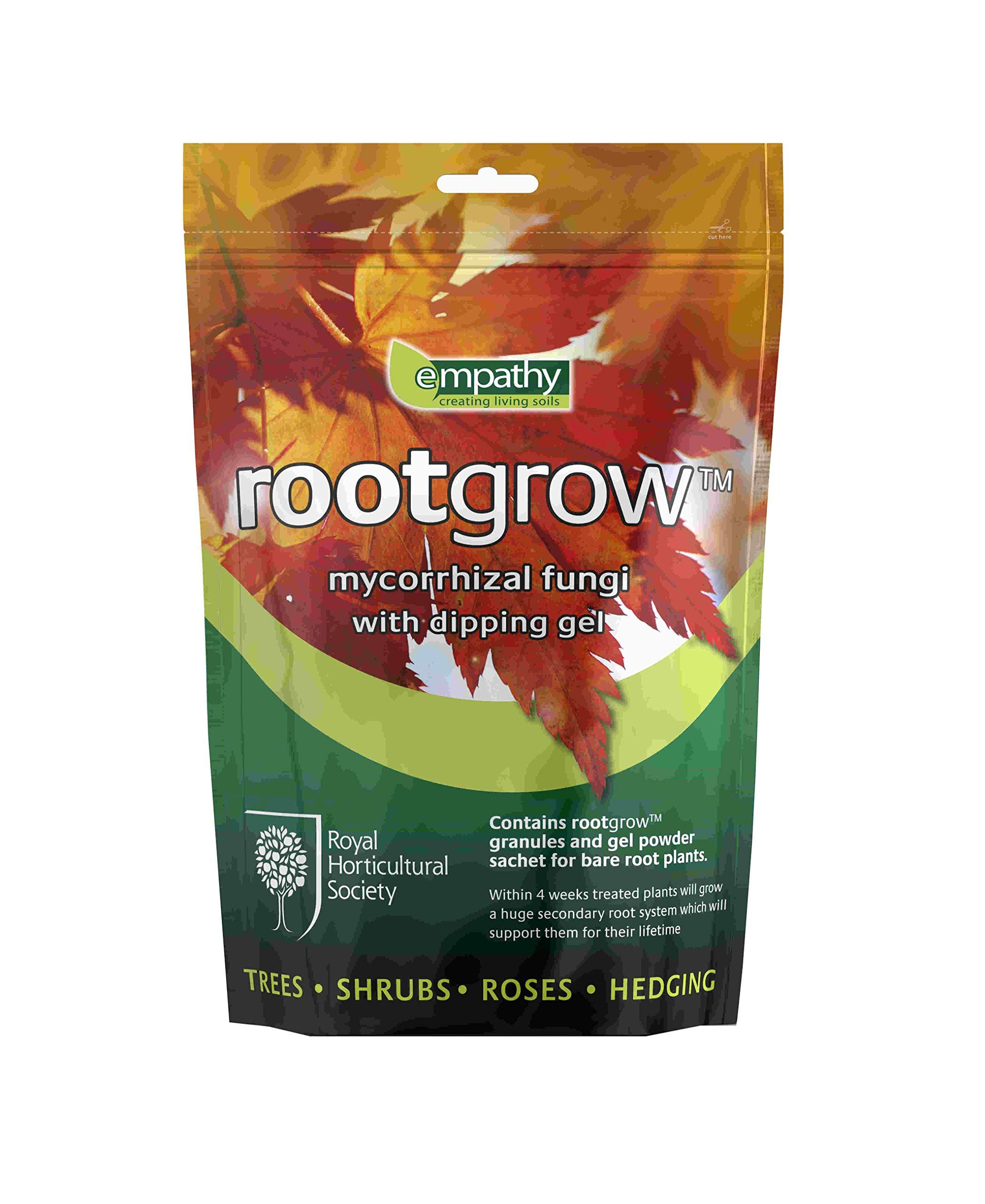 Plantworks Ltd RG360GEL Empathy RHS Endorsed 360g Rootgrow Mycorrhizal Fungi with Gel Sachet