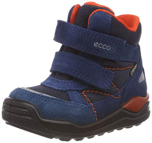 f2c5d952c79 ECCO Boys' Urban Mini Classic Boots, Blue (Poseidon 50139), 9 UK