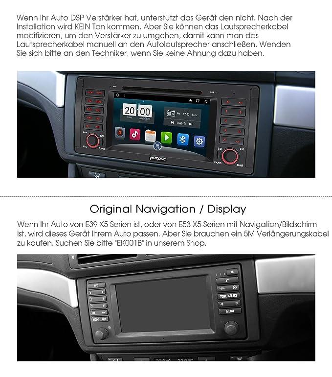 Niedlich Bmw E39 Lautsprecherkabel Ideen - Elektrische ...