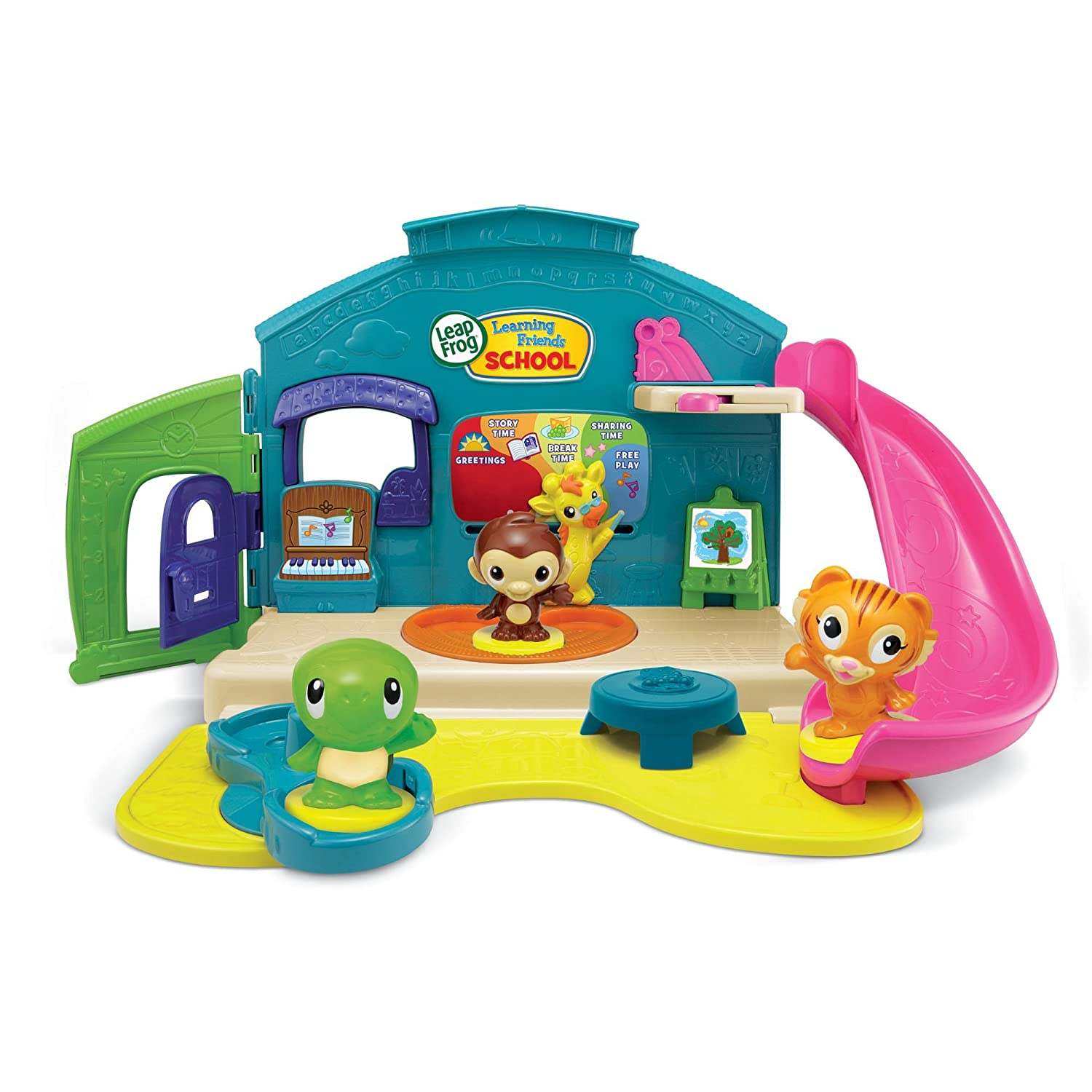 LeapFrog Learning Friends Play And Discover School Set Amazoncouk Toys Games