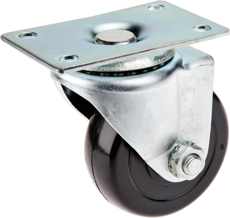 Steelex D4173 7,6 cm della gomma girevole Caster (Fits Shop