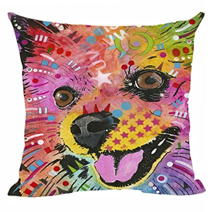 Amazon.com: Cute Pet perrito faldero Series fundas de ...