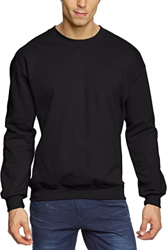 TALLA XXL. Anvil Adult Crewneck Sweatshirt Sudadera para Hombre