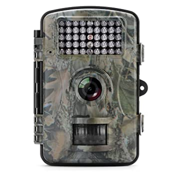 Amazon.com : Wildlife Camera MAXFUL Trail Hunting Game 1080P 12MP ...