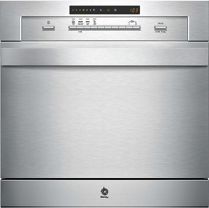 Balay 3VC731XC lavavajilla Semi-incorporado 8 cubiertos A+ ...