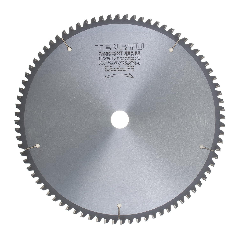 carbide tipped saw blades. tenryu ac-30580dn 12\ carbide tipped saw blades n