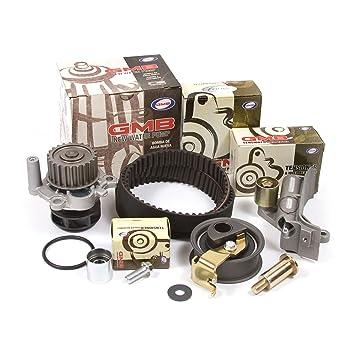 01 - 06 Audi y Volkswagen Turbo 1.8 DOHC 20 V correa de distribución Kit w/hidráulico tensor GMB Bomba de agua: Amazon.es: Coche y moto