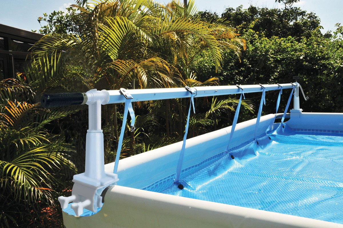 solar Blanket Reel for Above Ground Pools.Solaris II