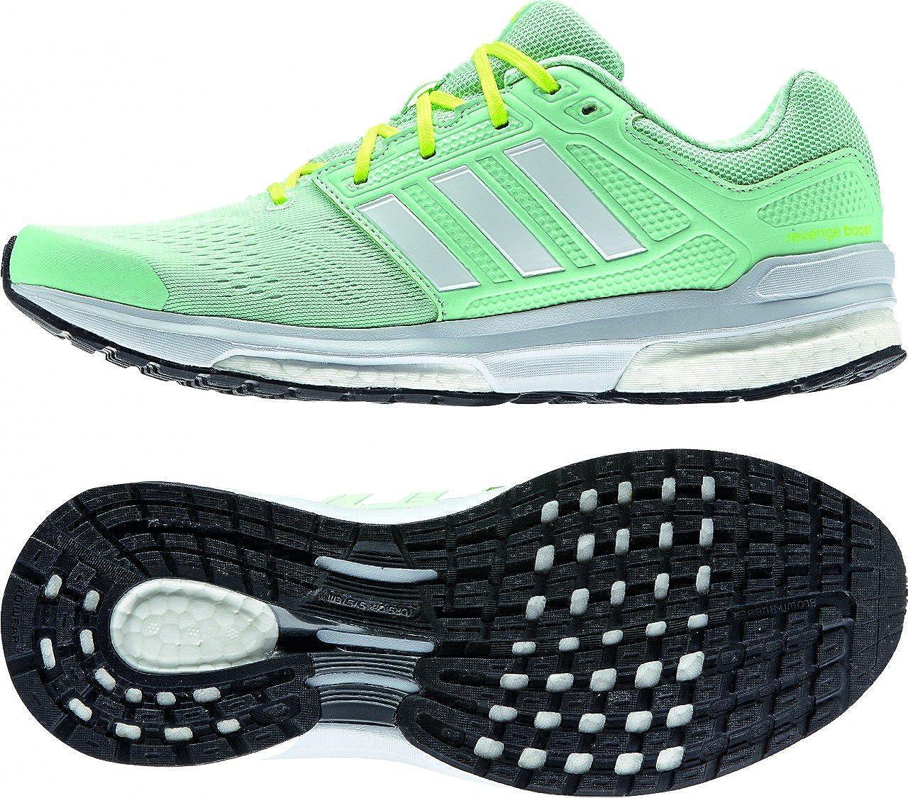 adidas Revenge Boost 2 W - Zapatillas para Mujer, Color Verde/Lima ...