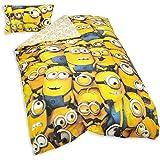 Despicable Me Minions Duvet Cover & Pillow Case Set