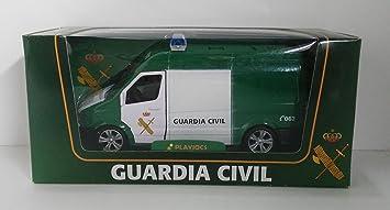 Guardia Metal De Furgon Coche Civil MetalicoAmazon b6Yf7ygv